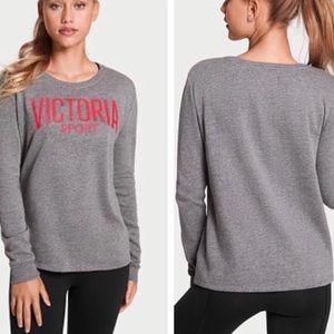 💚NWOT Victoria's Secret Sport Logo Sweatshirt